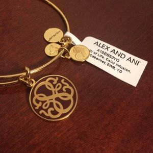 Path of life Cabernet bracelet
